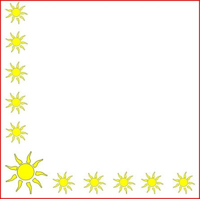 Sunshine border clipart vector free library Sunshine Image | Free download best Sunshine Image on ... vector free library