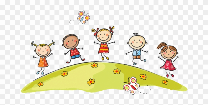 Sunshine kids clipart graphic freeuse library Children Playing - Sunshine Kids Playing, HD Png Download ... graphic freeuse library