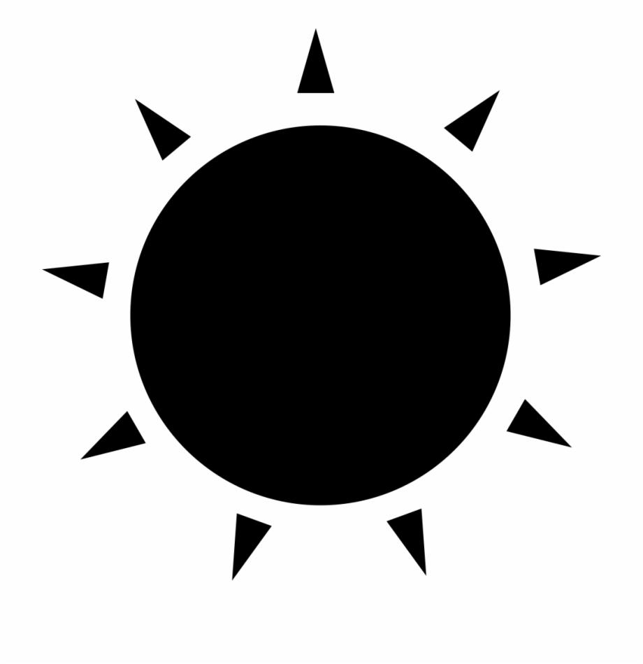 Sunshine silhouette clipart vector royalty free Free Sun Rays Vector Png - Sun Silhouette Png Free PNG ... vector royalty free