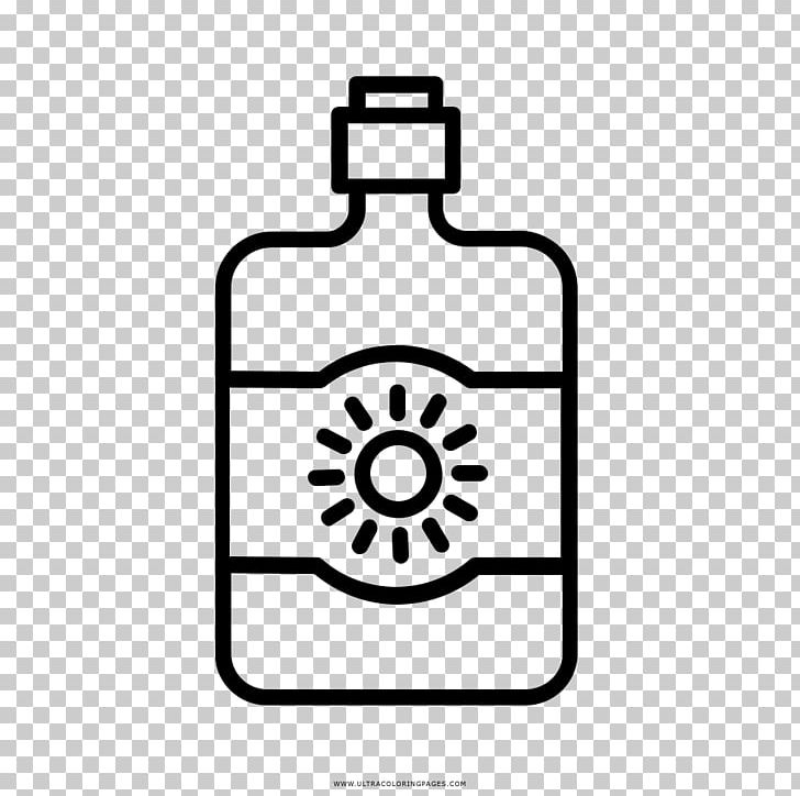 Suntan lotion black and white clipart vector free Sunscreen Drawing Coloring Book Lotion Factor De Protección ... vector free