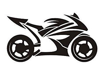 Super bike clipart image black and white Whether you are showing people you ride or showing your ... image black and white