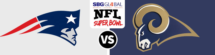 Super bowl 2019 clipart jpg royalty free stock Patriots Open as Small Super Bowl Betting Favorite to Rams jpg royalty free stock