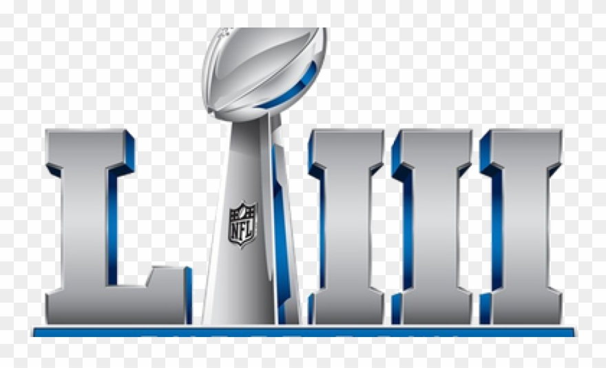 Super bowl 2019 clipart library Super Bowl 51 Logo Transparent - Super Bowl 2019 Logo ... library