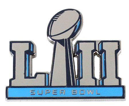 Super bowl 52 logo clipart image transparent download Super Bowl LII (52) Logo Pin | Products | Super bowl 52 logo ... image transparent download
