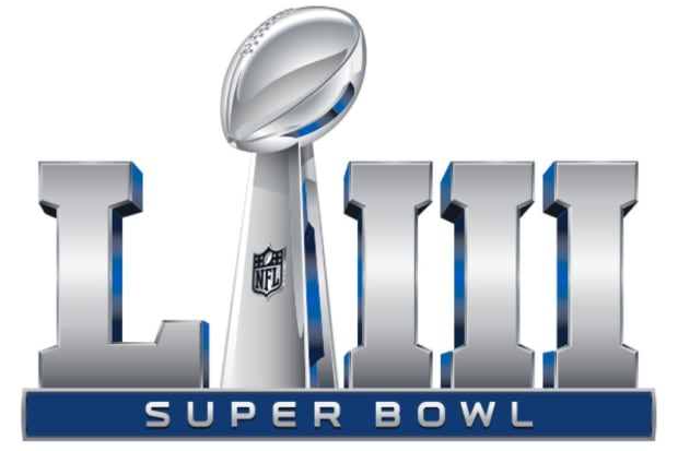 Super bowl 53 vector clipart library CBS Gears Up for Super Bowl - Broadcasting & Cable library