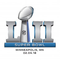 Super bowl 53 vector clipart jpg black and white Super Bowl LIII | Brands of the World™ | Download vector ... jpg black and white