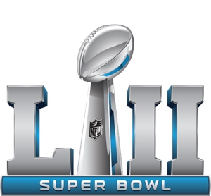 Super bowl 53 vector clipart