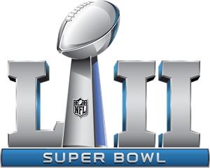 Super bowl 53 vector clipart clipart free Super Bowl LII Logo Vector (.EPS) Free Download clipart free