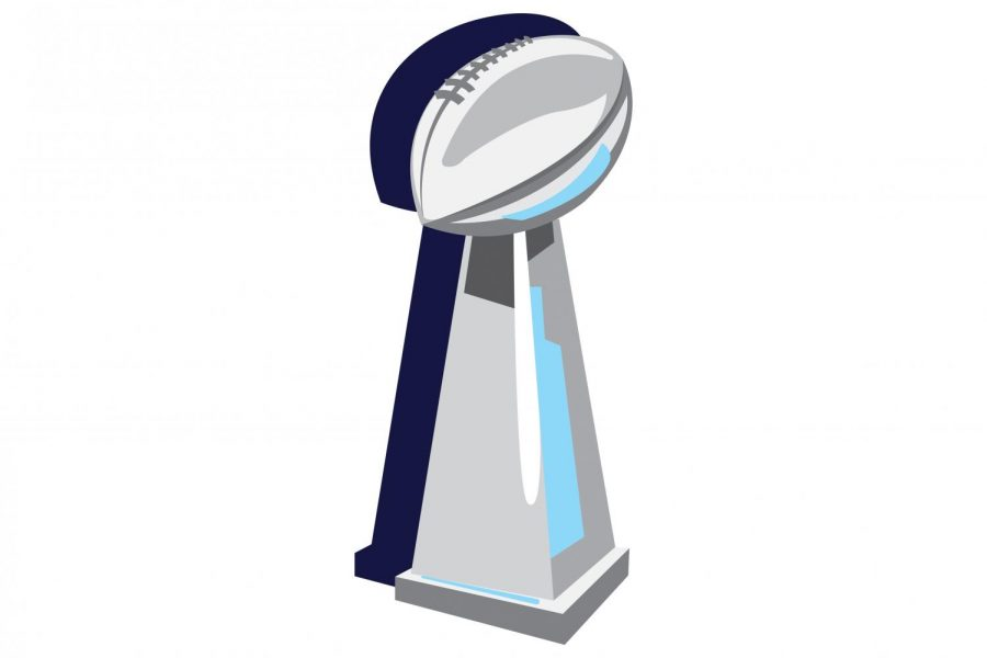 Super bowl 53 vector clipart image library library Super Bowl LIII Predictions: Prospector picks for Patriots ... image library library