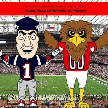 Super bowl li clipart clipart free download Super Bowl LI: Clip Art Freebie clipart free download