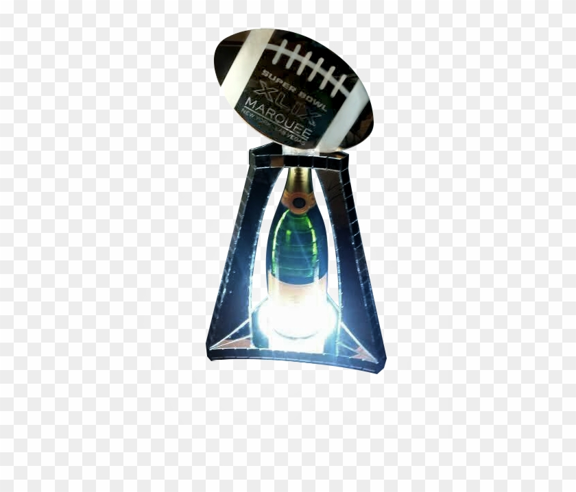 Super bowl trophy clipart png png royalty free stock Lombardi Trophy 3l Glorifier - Perfume, HD Png Download ... png royalty free stock