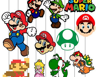 Super cliparts alfabeto png free stock Super Mario Clipart | Free download best Super Mario Clipart ... png free stock