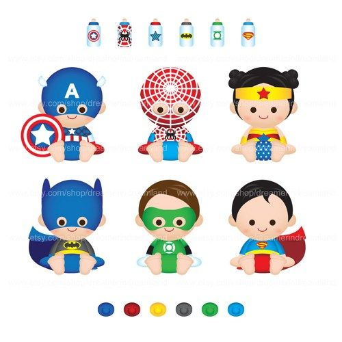 Super cute super hero baby clipart graphic royalty free download Top 25 ideas about Baby Superhero on Pinterest | Superhero baby ... graphic royalty free download