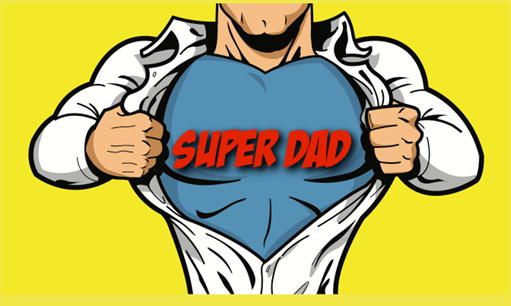 Super dad clipart graphic royalty free Superdad Clipart   Free Download Clip Art   Free Clip Art   on ... graphic royalty free