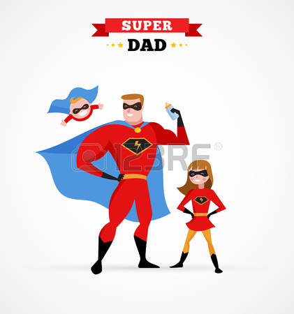 Super dad clipart png freeuse stock 609 Super Dad Cliparts, Stock Vector And Royalty Free Super Dad ... png freeuse stock