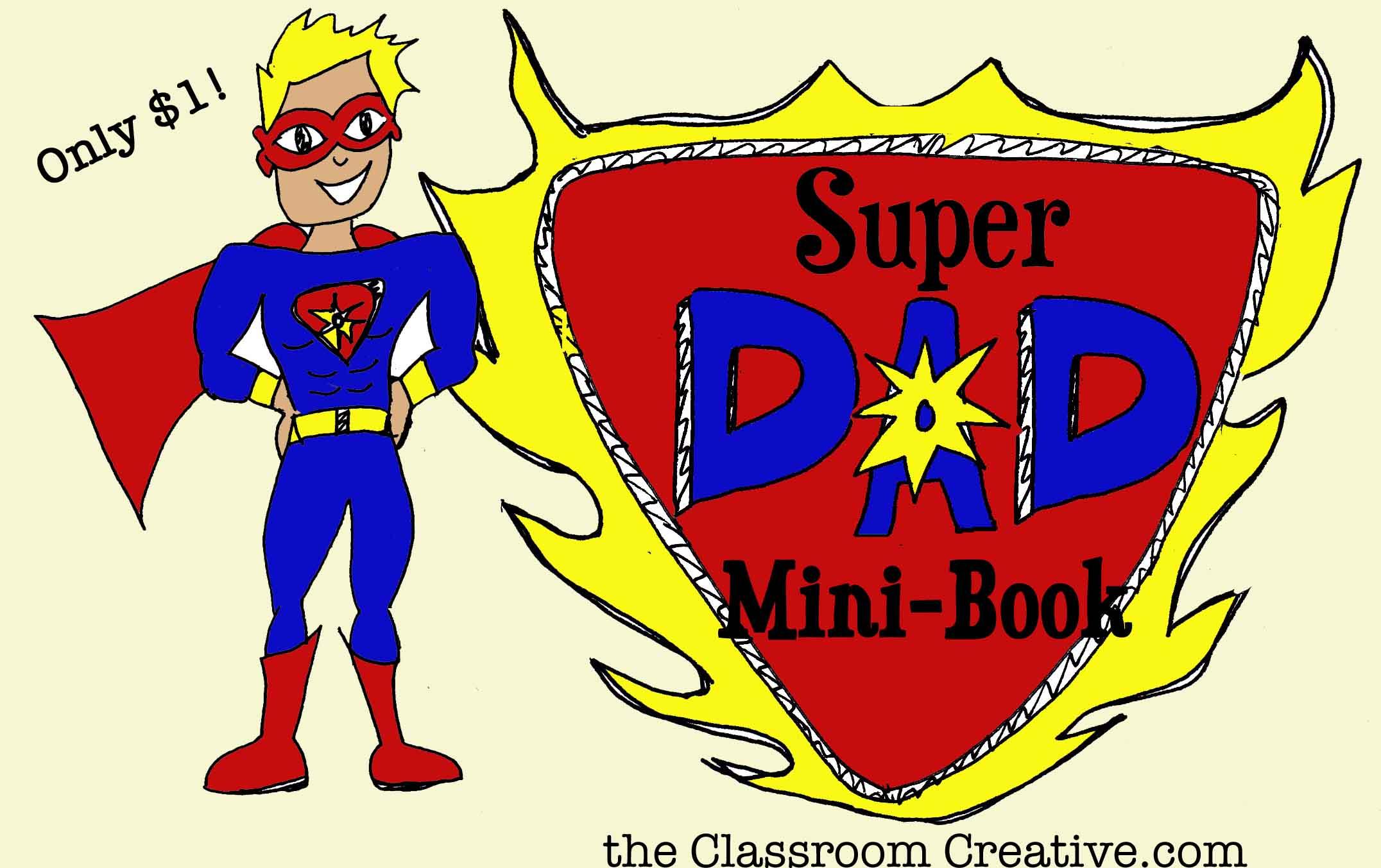 Super dad clipart png library download Super Dad Clipart - Clipart Kid png library download