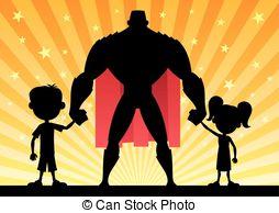 Super dad clipart svg free stock Super dad Vector Clipart Illustrations. 251 Super dad clip art ... svg free stock