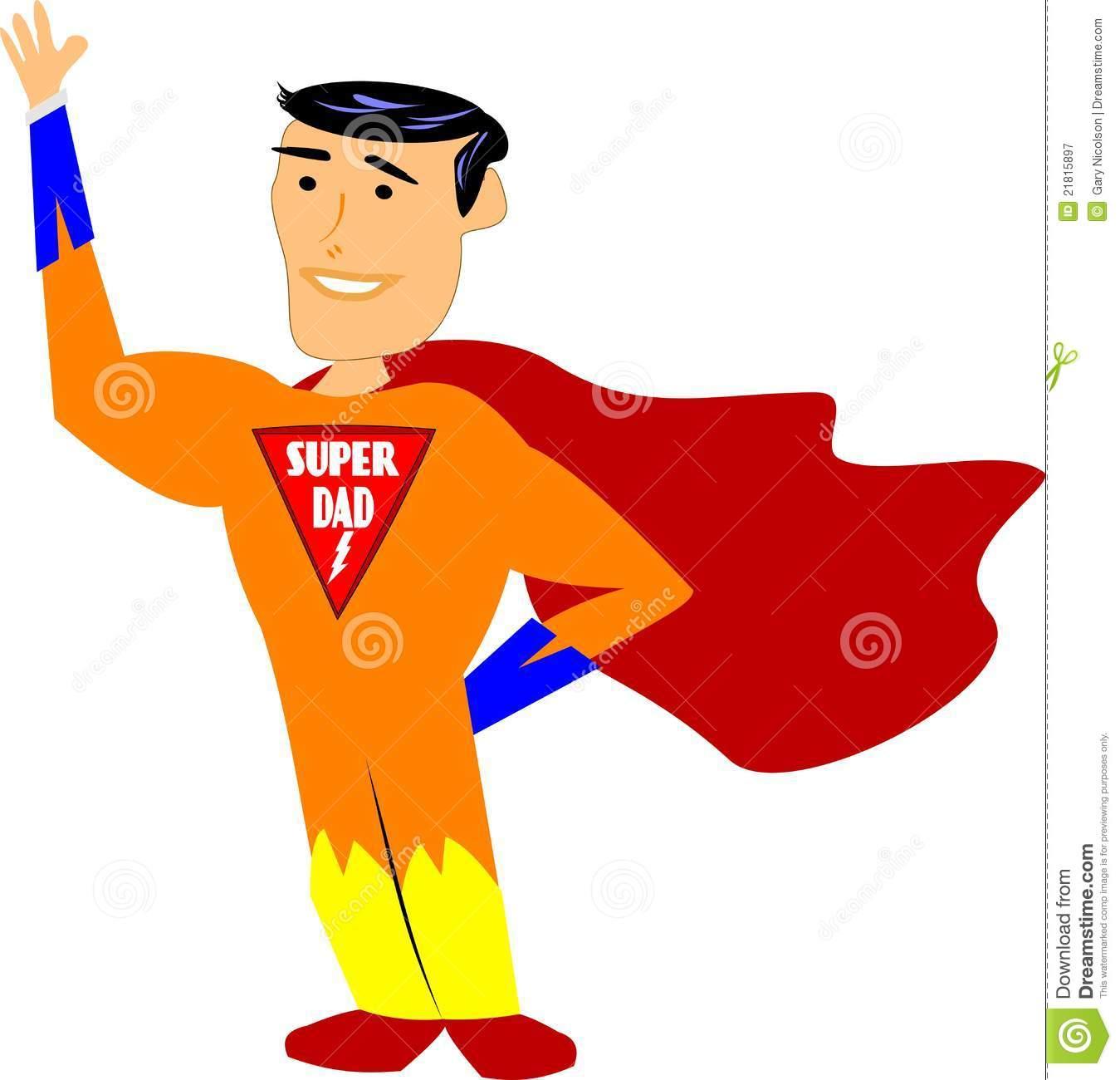 Super dad clipart png freeuse Super Dad Stock Illustrations – 303 Super Dad Stock Illustrations ... png freeuse