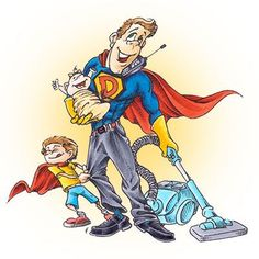 Super dad clipart clipart freeuse Superdad Clipart   Free Download Clip Art   Free Clip Art   on ... clipart freeuse