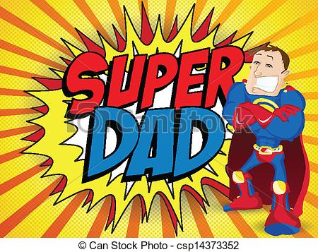 Super dad clipart vector royalty free stock Dad Illustrations and Clip Art. 19,488 Dad royalty free ... vector royalty free stock