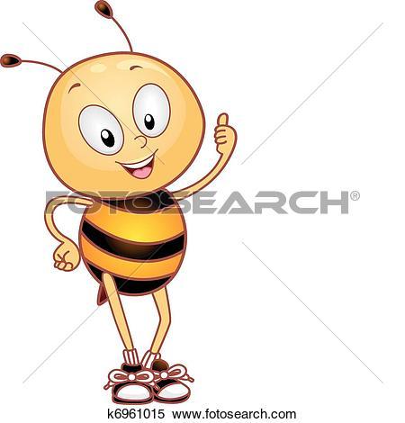 Super daumen clipart png transparent Clipart of Bee Thumbs Up k6961015 - Search Clip Art, Illustration ... png transparent