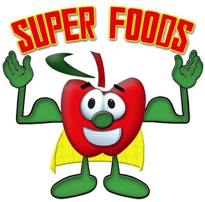 Super food clipart