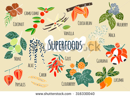Super food clipart graphic royalty free library Superfood Stock Images, Royalty-Free Images & Vectors   Shutterstock graphic royalty free library