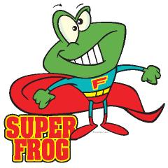 Super frog clipart vector freeuse Dog frog clipart - ClipartFest vector freeuse