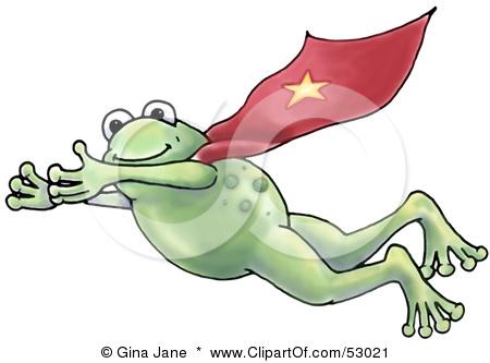 Super frog clipart jpg royalty free Super frog clipart - ClipartFest jpg royalty free