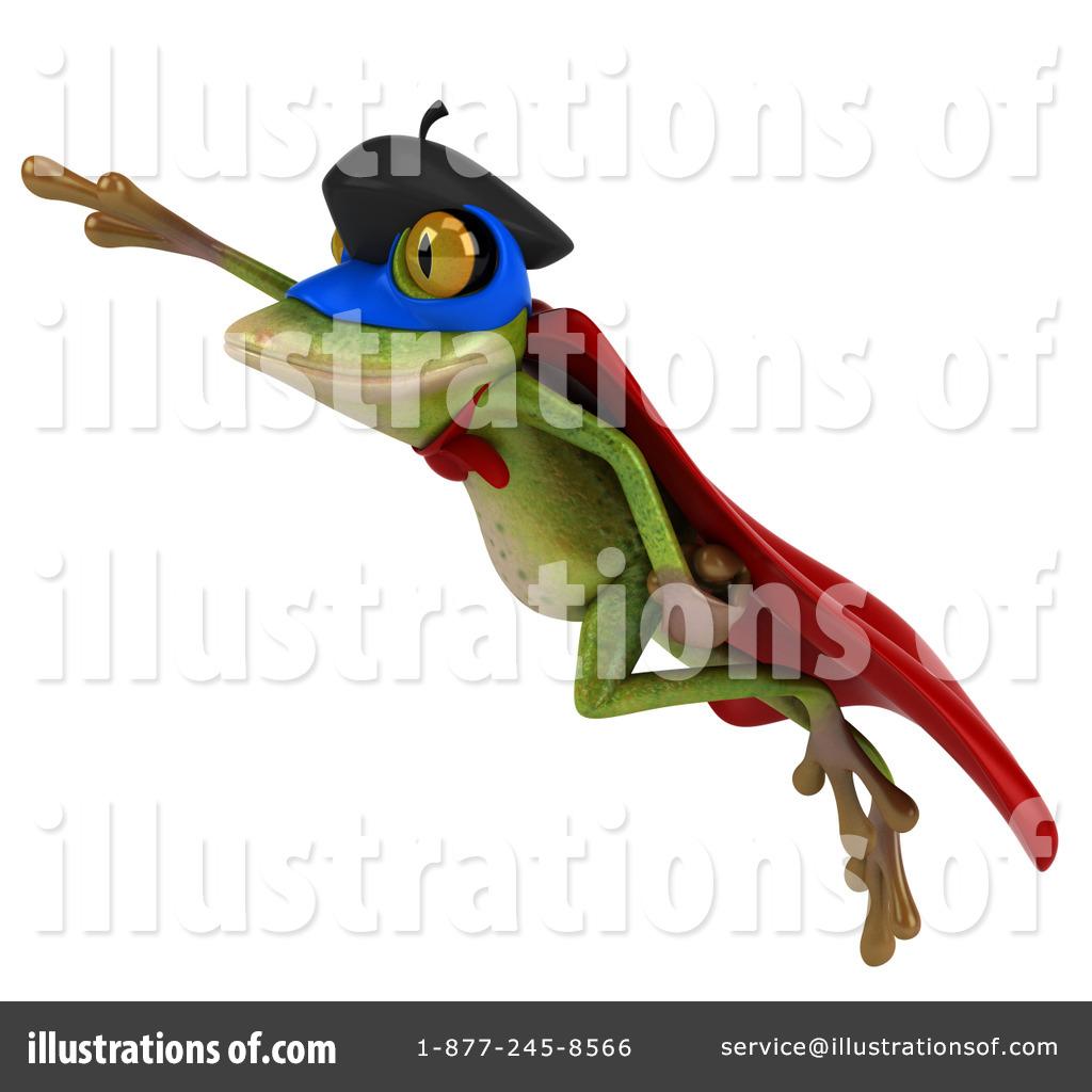 Super frog clipart clip freeuse Super Frog Clipart #1162822 - Illustration by Julos clip freeuse