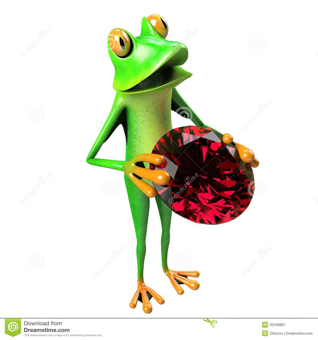 Super frog clipart graphic free Funny Super Frog Royalty Free Stock Photography - Image: 30438887 graphic free