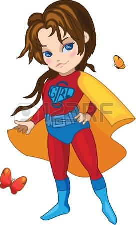 Super girl clipart png royalty free stock 4,568 Super Girl Stock Illustrations, Cliparts And Royalty Free ... png royalty free stock