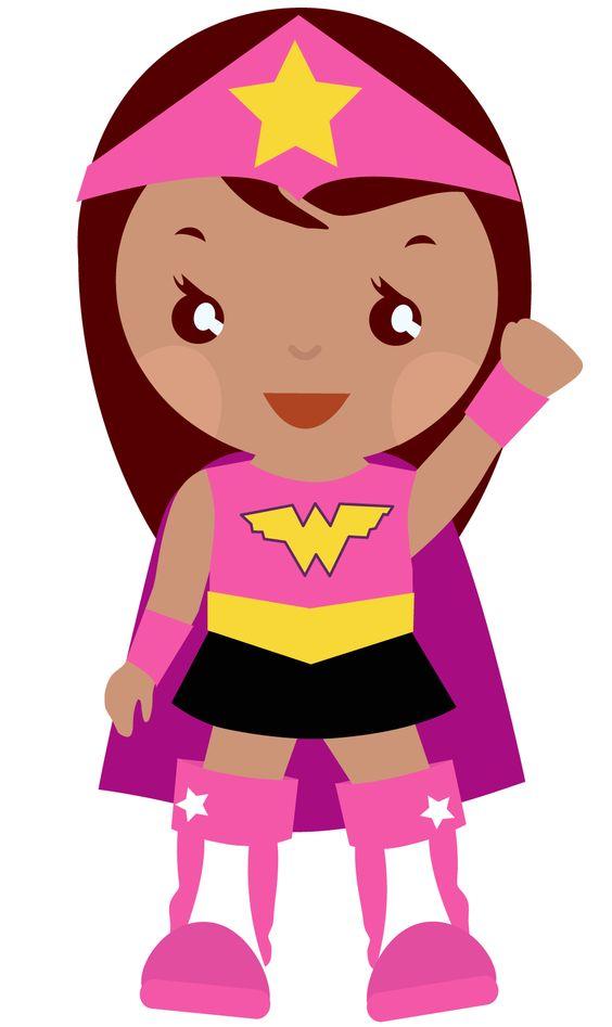 Super girl clipart clipart royalty free clipart #girl #superhero | CLIPART/SVG | Pinterest | Girls and ... clipart royalty free