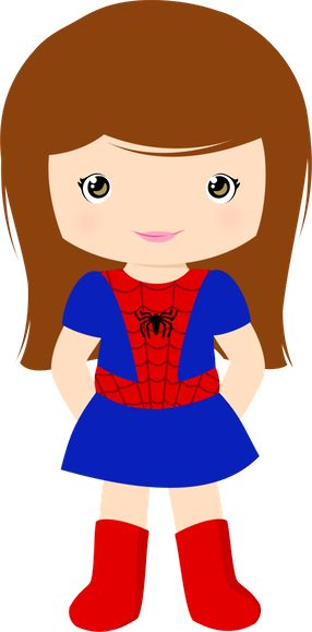 Super girl clipart graphic royalty free library super girls - Minus | Digital images | Pinterest | Clip art, Super ... graphic royalty free library