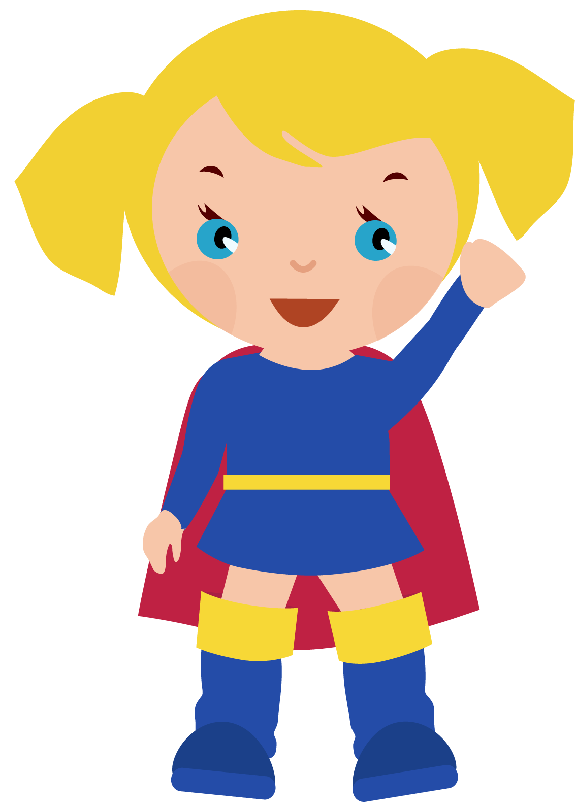 Super girl clipart download Supergirl Clipart - Clipart Kid download