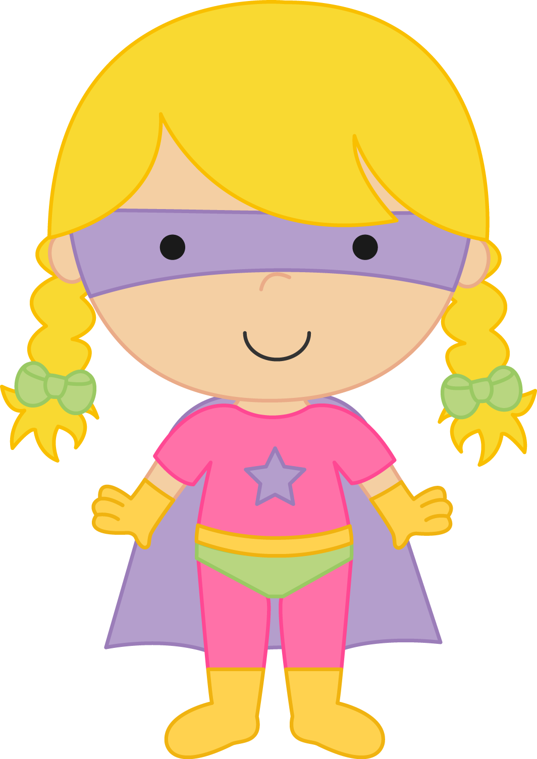 Super girl clipart jpg royalty free library Supergirl Clipart - Clipart Kid jpg royalty free library