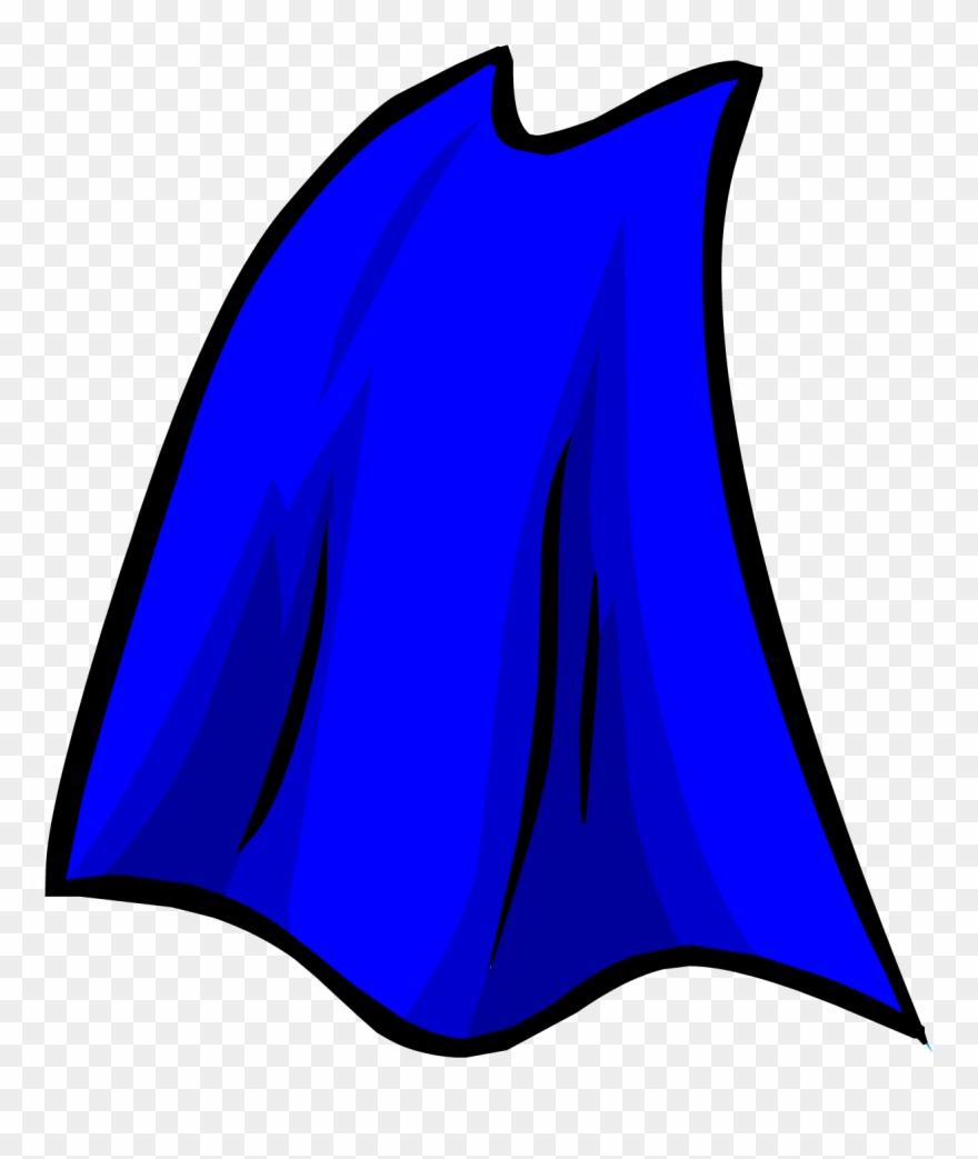 Super hero cape clipart svg transparent library Free Superhero Cape Clipart - Blue Cape - Png Download ... svg transparent library