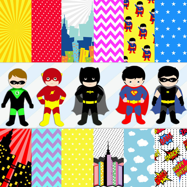 Super hero clipart background banner black and white Free Superhero Background Cliparts, Download Free Clip Art ... banner black and white