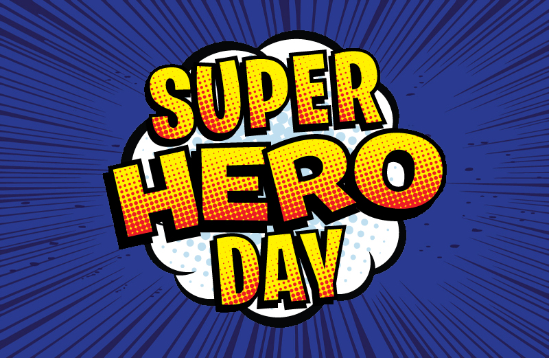 Super hero day clipart clip freeuse download Super hero day clipart - ClipartFest clip freeuse download