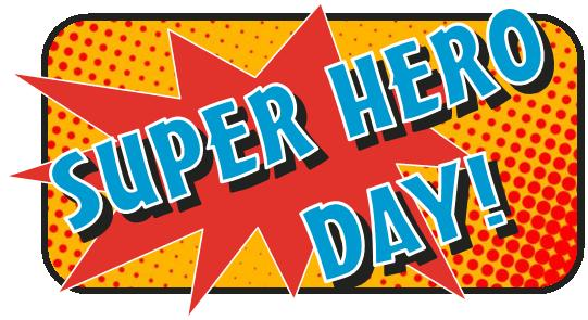 Super hero day clipart image library download Brooklyn Employee Honored For National Superhero Day!   OurBKSocial image library download