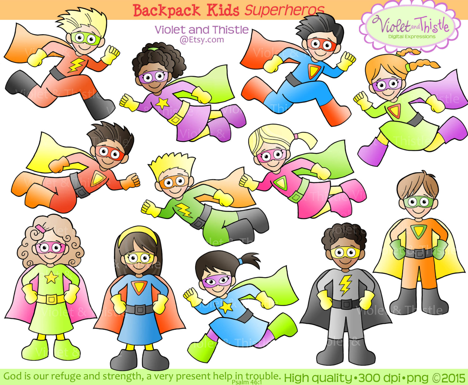 Super hero kids clipart vector library Superhero kids flying clipart - ClipartFest vector library