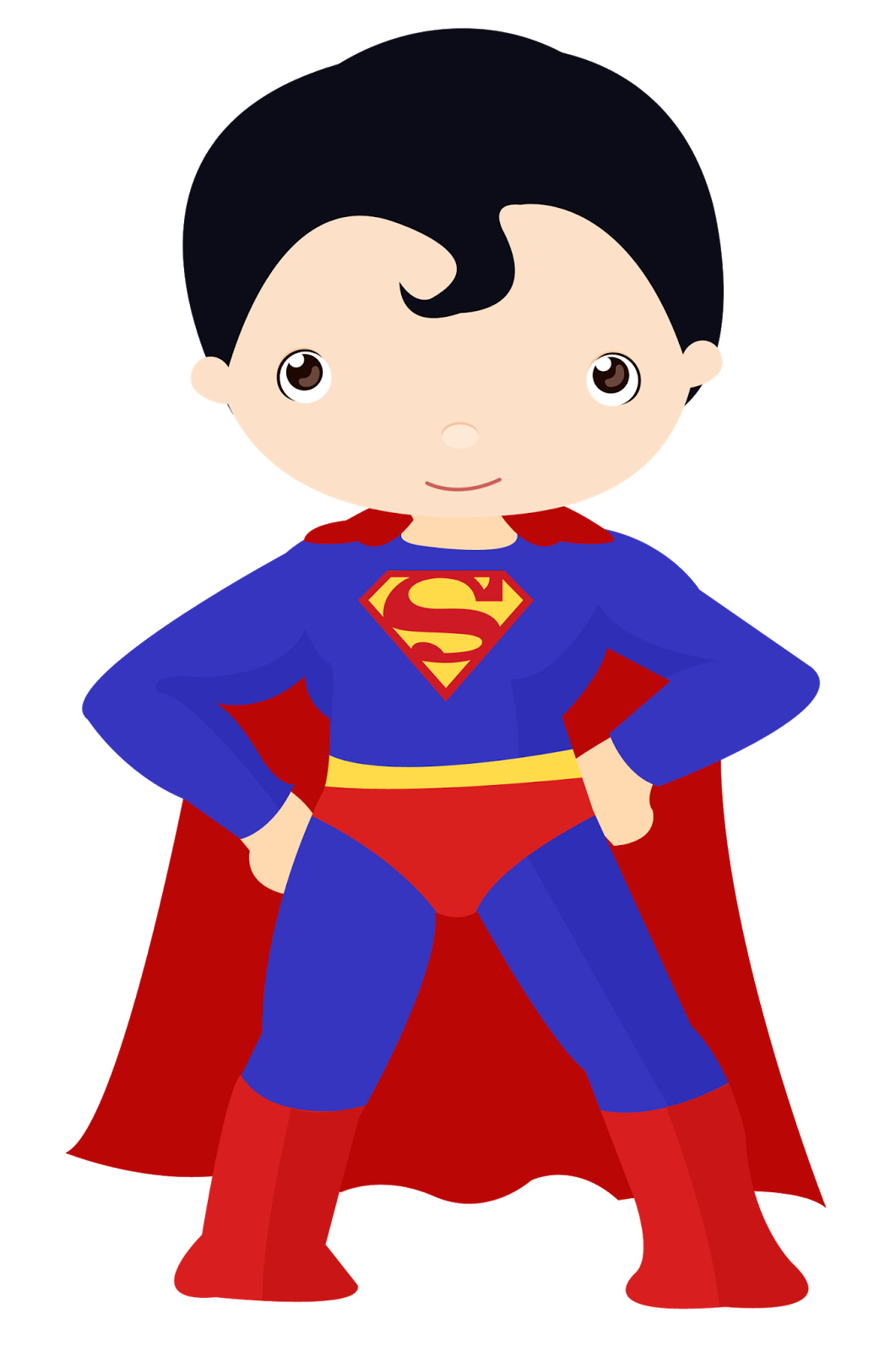 Super hero kids clipart clipart royalty free library superheroes-kids-clipart-101.png (1061×1600) | Fundos para rótulos ... clipart royalty free library
