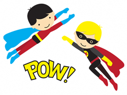 Super hero last day of school clipart banner royalty free library Goldfield Infants\' and Nursery School - banner royalty free library