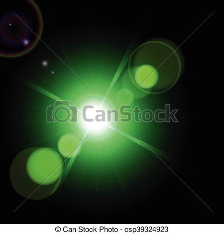 Super high resolution clipart svg download Vector Illustration of Abstract optical lens flare glare lights ... svg download