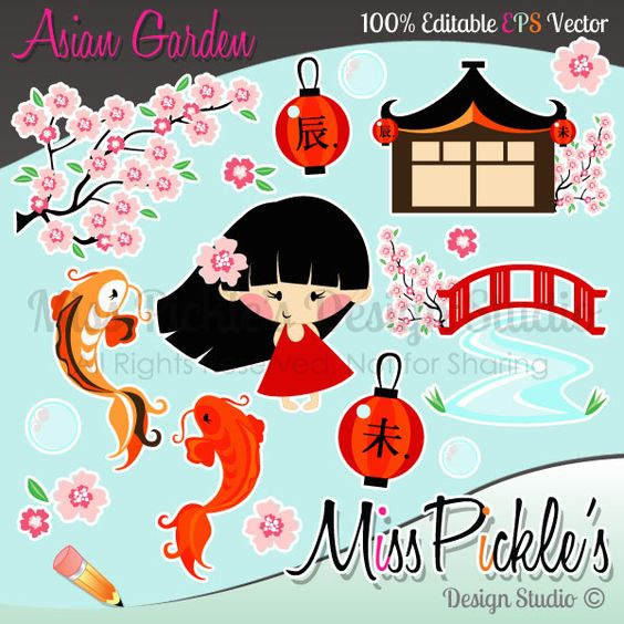 Super high resolution clipart svg free library Asian garden, Clip art and Resolutions on Pinterest svg free library