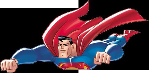 Super man clipart transparent