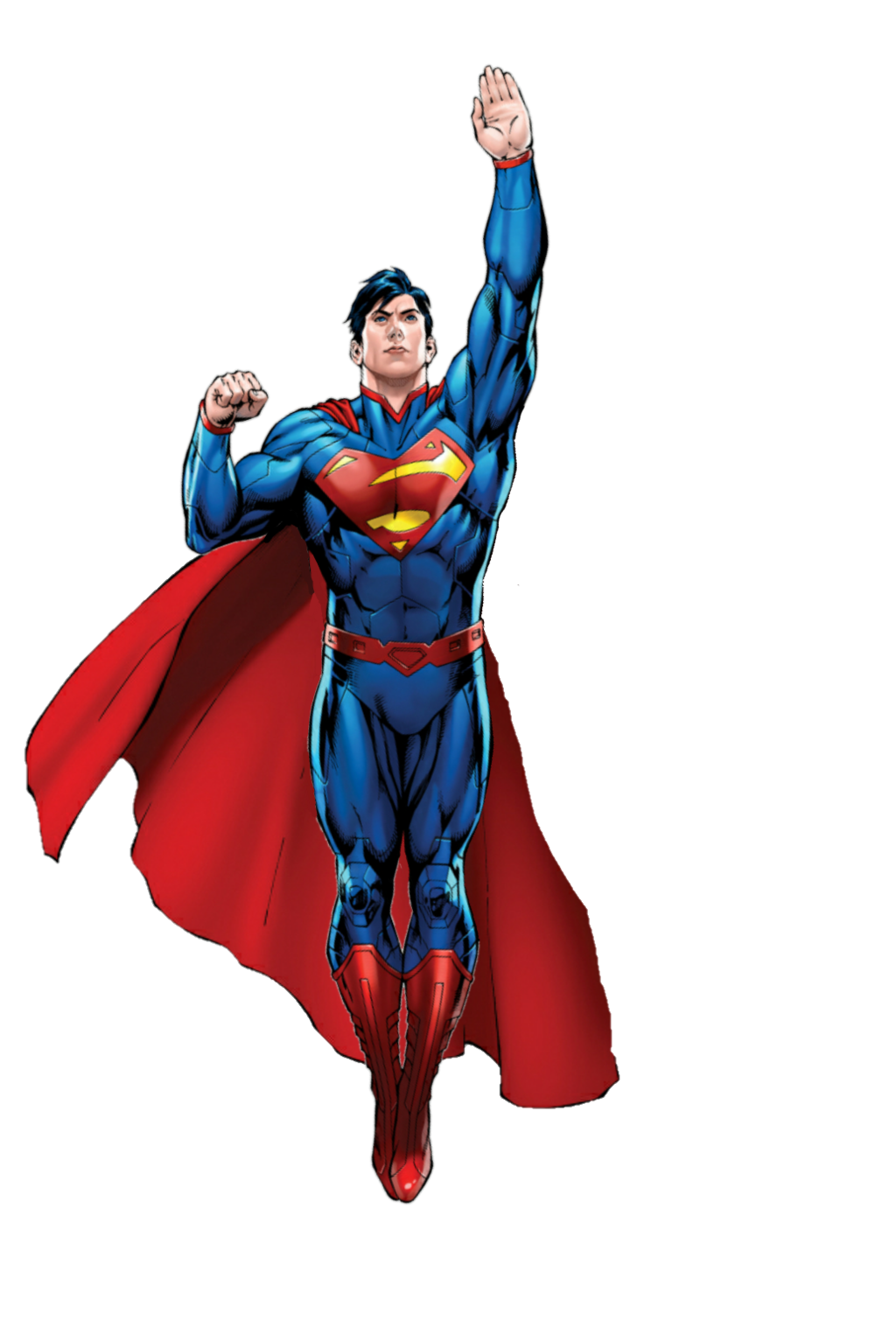 Super man clipart transparent jpg transparent library Superman PNG Pic | PNG Mart jpg transparent library