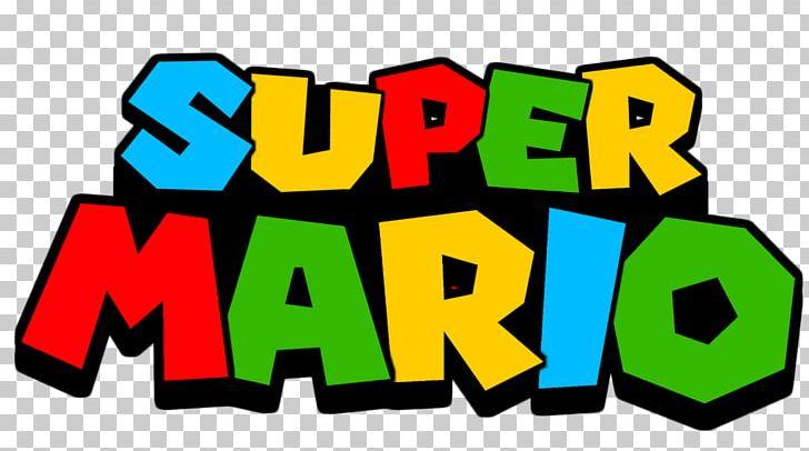 Super mario bros logo clipart graphic royalty free download Super Mario Bros. Logo Video Game New Super Mario Bros PNG ... graphic royalty free download