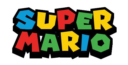 Super mario bros logo clipart png free library Super Mario Logo | Festisite png free library