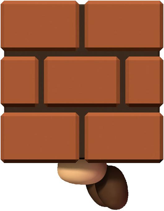 Super mario brothers brick clipart clipart transparent download Super Mario Clipart Brick Pile - Super Mario Brick Block ... clipart transparent download
